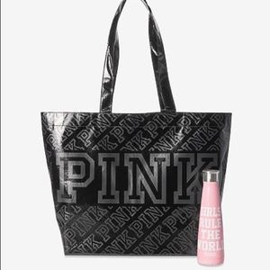 PINK tote & Sip by Swell water bottle